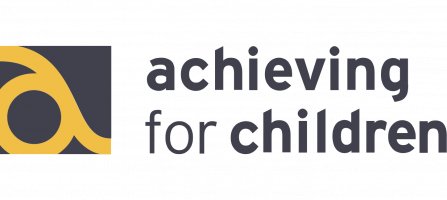 Achieving for Children logo