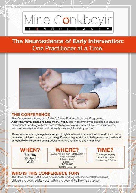 Mine Conkbayir Neuroscience Conference 2020
